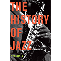 The History of Jazz book cover