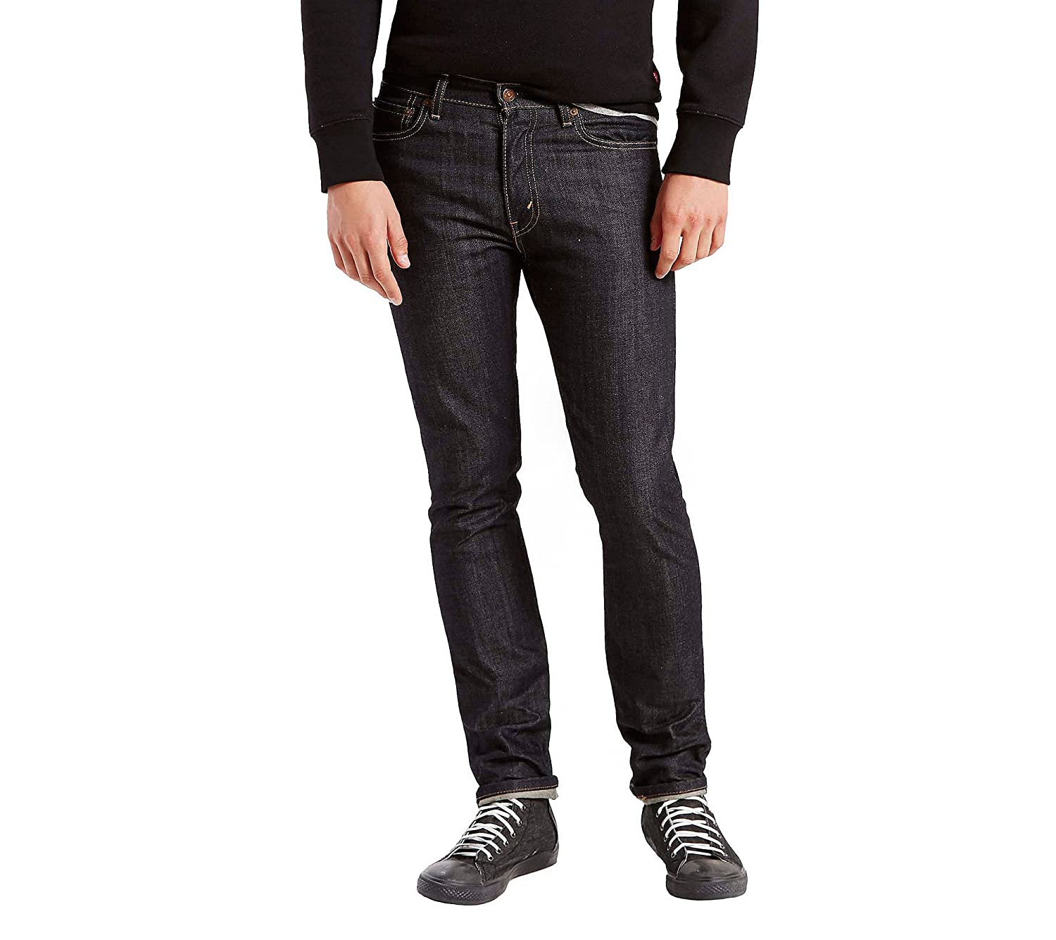 リーバイス510 Skinny Fit Jean B01M8GHTF9 26W x 30L|Rigid Dragon - Stretch Rigid Dragon - Stretch 26W x 30L