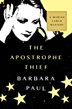 The Apostrophe Thief (The Marian Larch Mysteries Book 5)