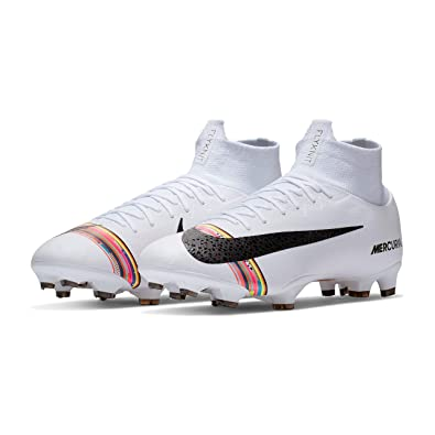 06cedd656 Nike Men s Mercurial Superfly 6 Pro LVL UP FG Soccer Cleat (Sz. 10)