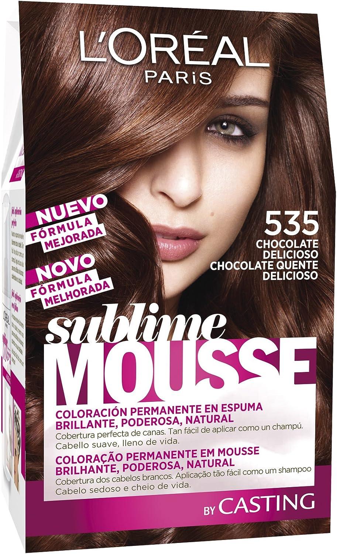 LOreal Paris Sublime Mousse 1 Coloración