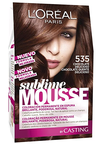 LOreal Paris Sublime Mousse 1 Coloración
