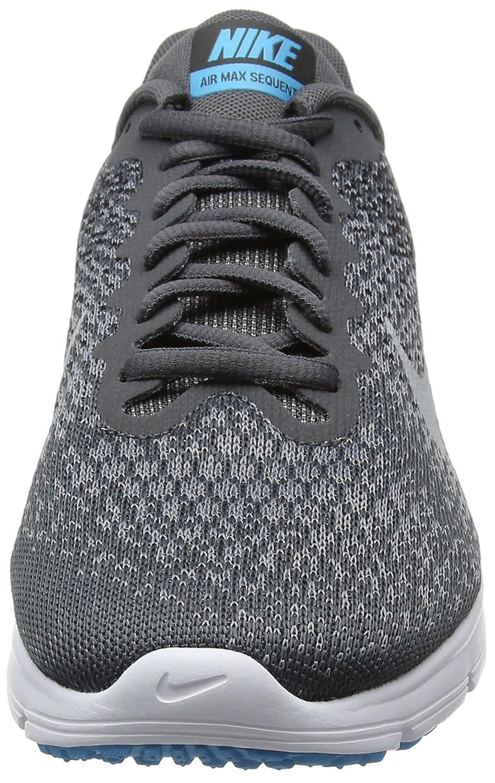 Nike Air MAX Sequent 2, Zapatillas de Gimnasia para Hombre: Amazon.es: Zapatos y complementos
