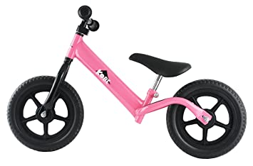 Kobe Metal Pink Balance Bike Sports Outdoors