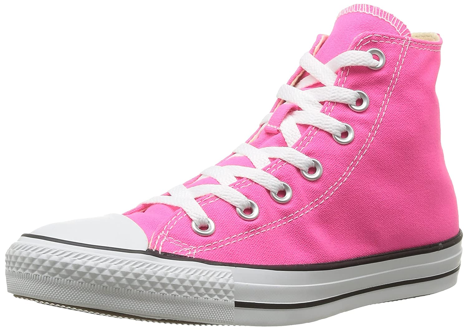 Converse Ctas Core Hi, Baskets mode mixte Converse 12119 mode adulte Rose (Rose Electric) 67bd59a - automatisms.space