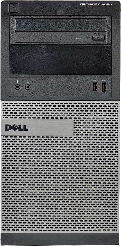 Dell 3020-T, Core i5-4570 3.2GHz, 8GB RAM, 500GB Hard Drive, DVDRW, Windows 10 Pro 64bit (Renewed)