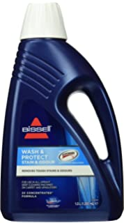 bissell wash and protect standard carpet shampoo 15 l