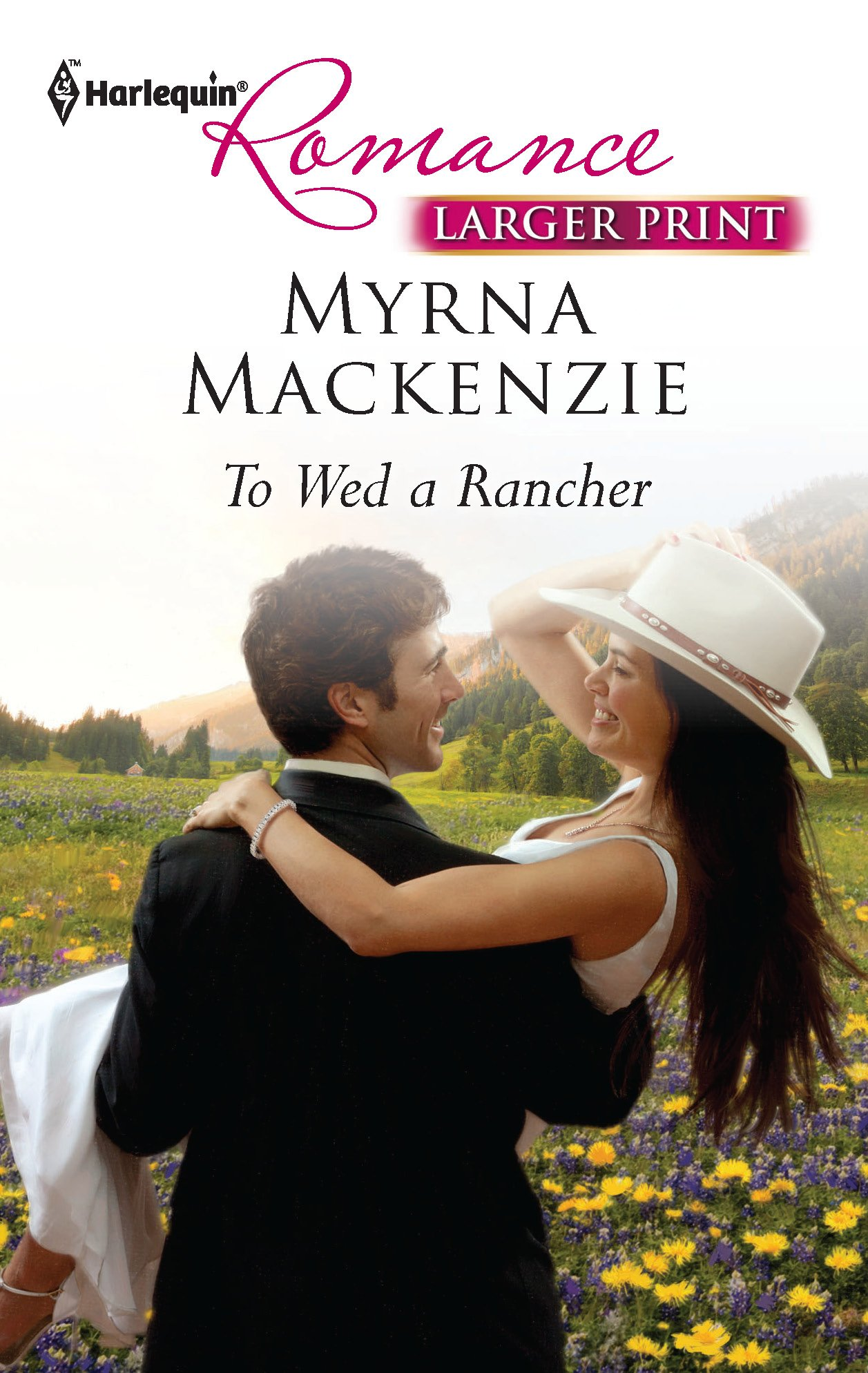 Download To Wed a Rancher PDF