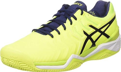ASICS Gel Resolution 7 Clay, Chaussures de Tennis Homme