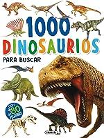 1000 Dinosaurios Para Buscar (1000 Pegatinas Para
