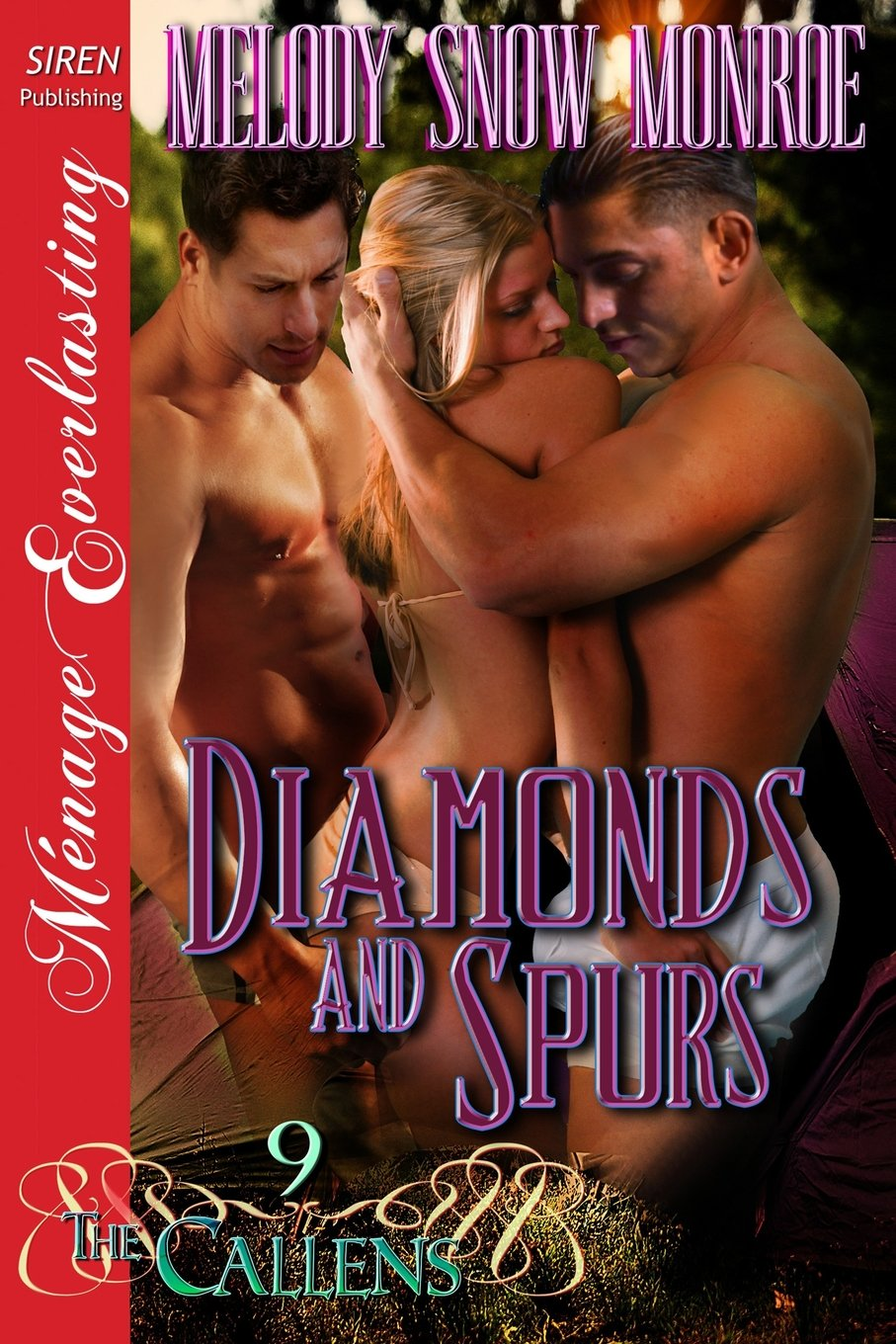 Download Diamonds and Spurs [The Callens 9] (Siren Publishing Menage Everlasting) ebook