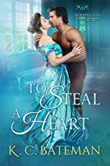 To Steal A Heart (Secrets & Spies Book 1) Kindle Edition