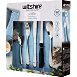 Wiltshire Bronte 50 Piece Stainless Steel Cutlery Set
