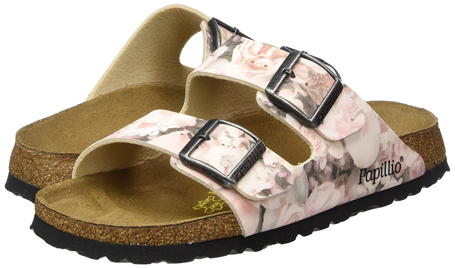 ca06a90bc36a Papillio Womens Arizona Sandals Silky Rose Pink  Amazon.co.uk  Shoes   Bags