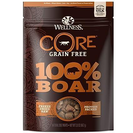 Wellness Natural Pet Food Core Grain Free 100 Percent Boar Freeze