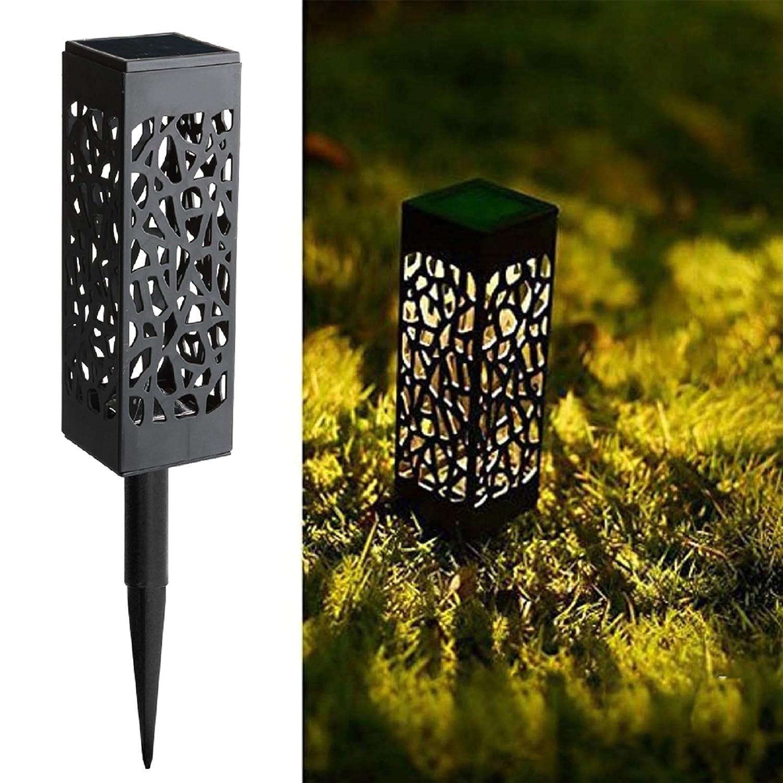MAGGIFT Solar Powered Lights LED