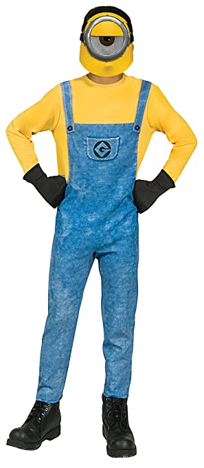 Rubie's Costume Despicable Me 3 Child's Mel Minion Costume, Multicolor, Medium