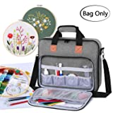 Luxja Embroidery Project Bag, Embroidery Kits