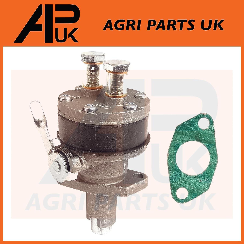 APUK JCB Parts Mini Digger Excavator Fuel Lift Pump 801 803 Benfra Perkins 103/10 etc Agri Parts UK Ltd
