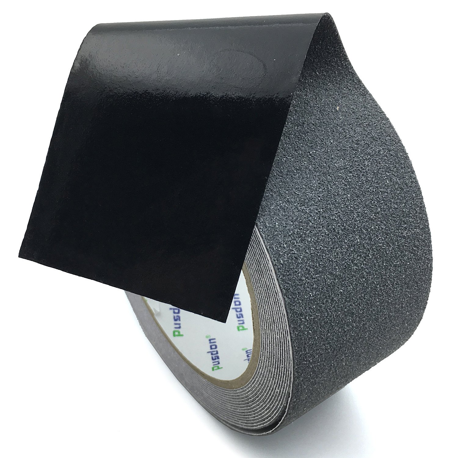 50mm x 4.75m 2-Inch x 15Ft Luminous Pusdon Anti Slip Non Skid Safety Tape Green Glowing In The Dark Safety Stage