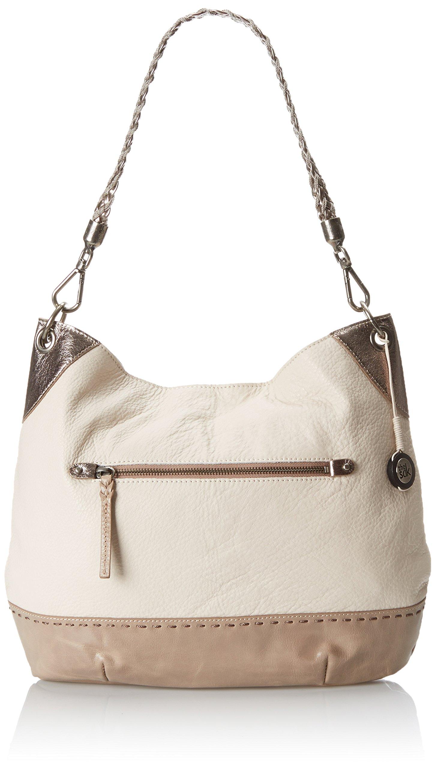 The Sak Indio Hobo Shoulder Bag, Stone Sparkle Block, One Size