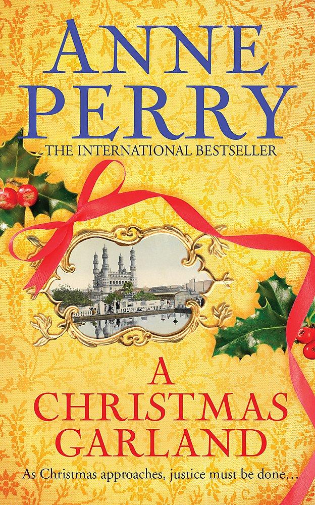 Download A Christmas Garland (Christmas Novella 10): A festive mystery set in nineteenth-century India pdf epub