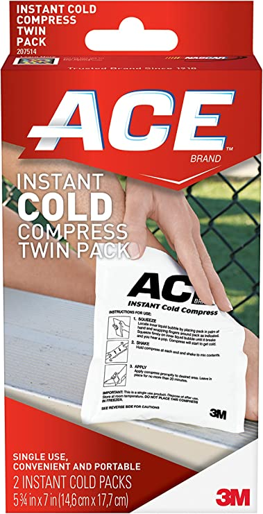 ACE Instant Cold Compress (2 pack)