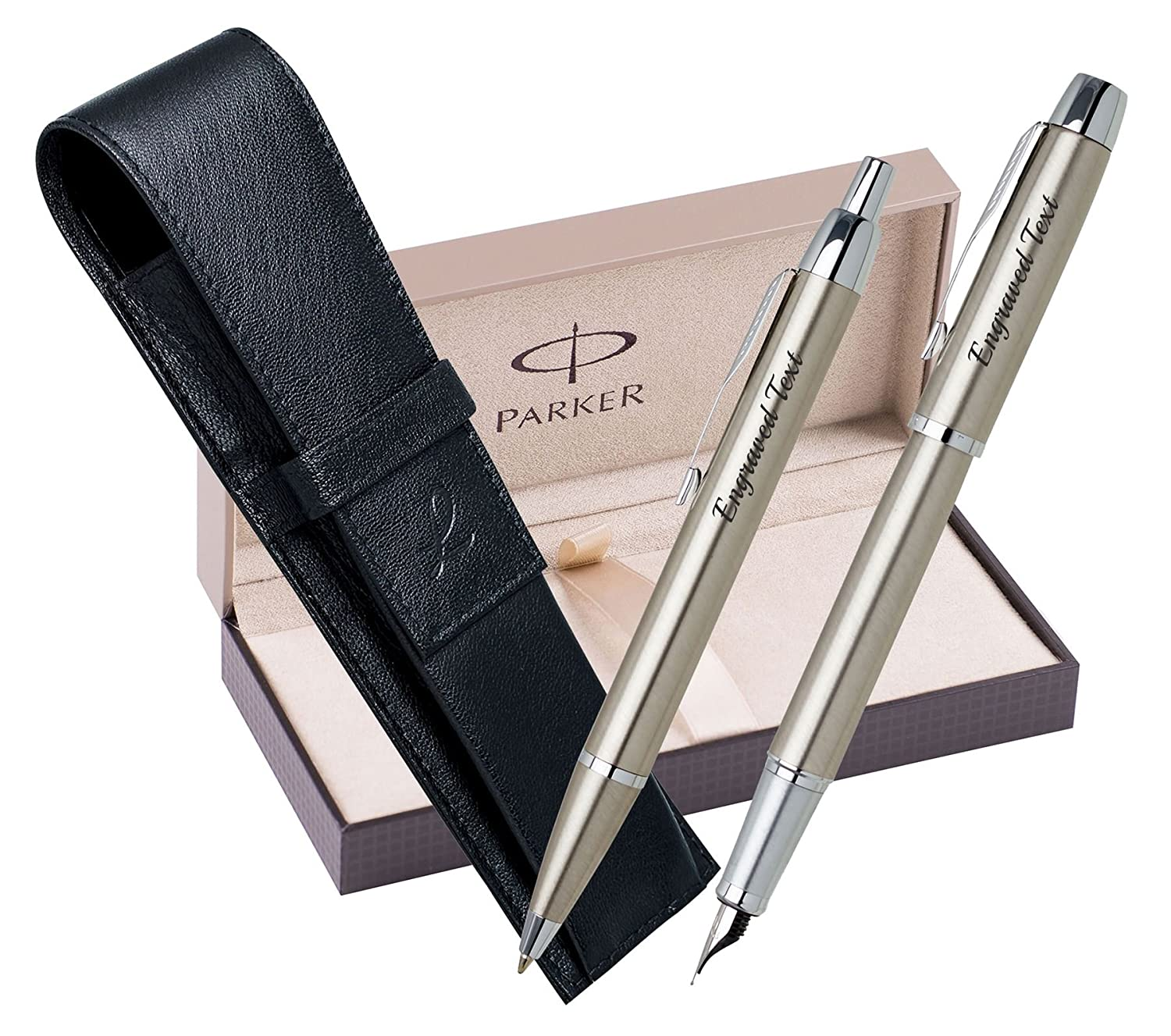 Personalised Corporate Gifts Uk Parker Set - Ballpoint Pen