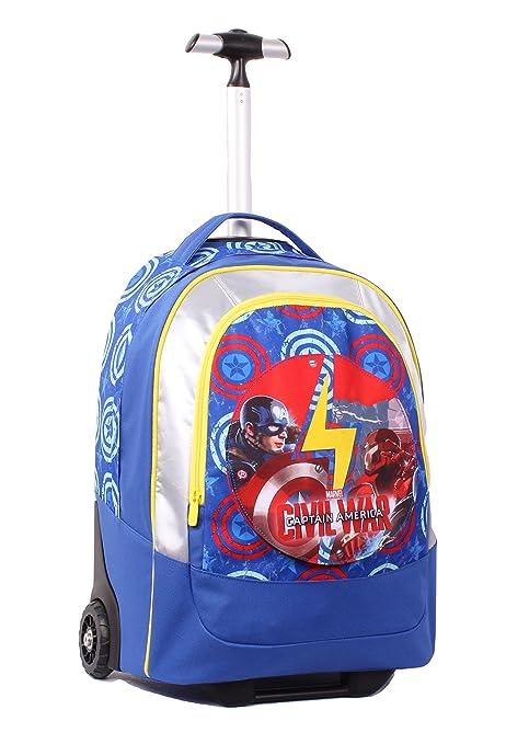 e16c9fefd5 Seven Captain America Civil War 2B8001605-591 Zaino, 30 litri, Poliestere, 2