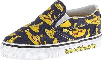 55623d9446 Vans Boys  Classic Slip-On The Beatles (Toddler)