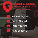 Red Label Abrasives 2 X 48 Inch 60 Grit Metal
