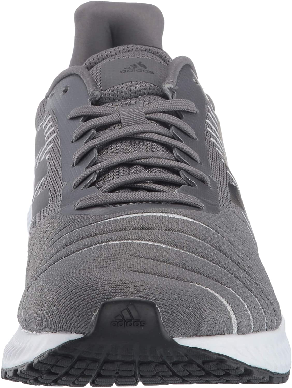 adidas Mens Solar Ride Grey/Black/Legend Ink