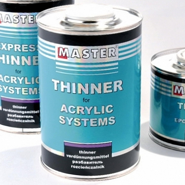 troton Master Universal Dilució n para acrí lico de productos 1L Thinner Medio mejor calidad 5334