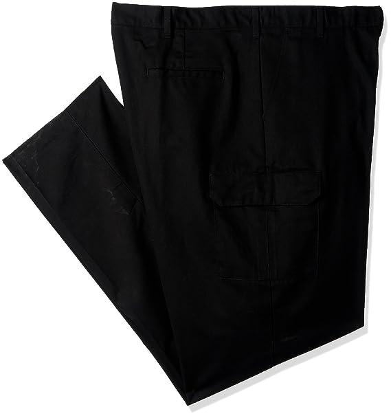 Solar 1 Clothing MP88 Industrial Cargo Work Pants Black 28X37U