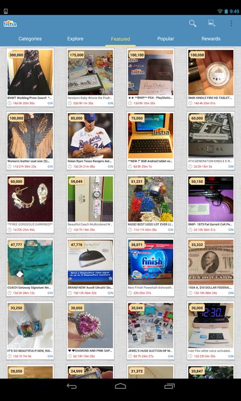 Get Free Stuff on Listia