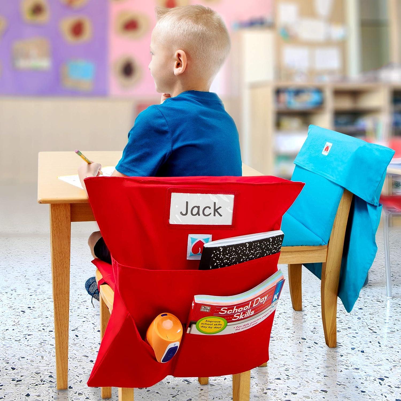 Comfy Bum Chair Bag Cushioned Organiser Chairback Storage ...