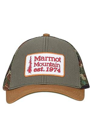 04d5a097d7e4d Marmot Unisex s Retro Trucker Caps