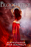 Blood Witch: new adult urban fantasy novel (Witches of Etlantium Book 2)