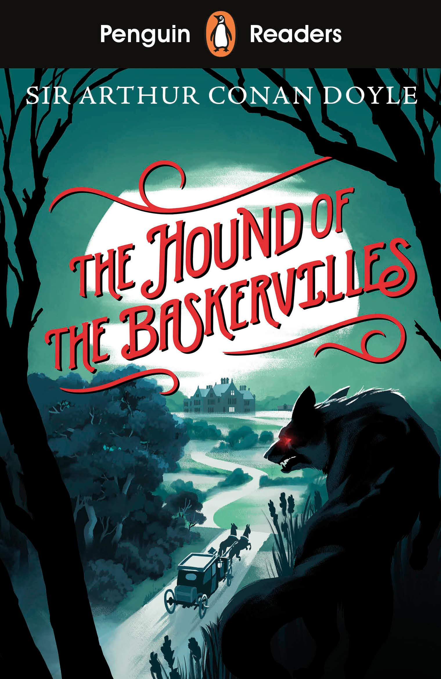 Penguin Readers Starter Level  The Hound Of The Baskervilles