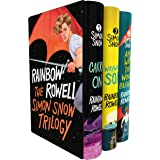 Simon Snow Boxed Set: Wayward Son, Carry On, Any Way the Wind Blows (Simon Snow Trilogy)