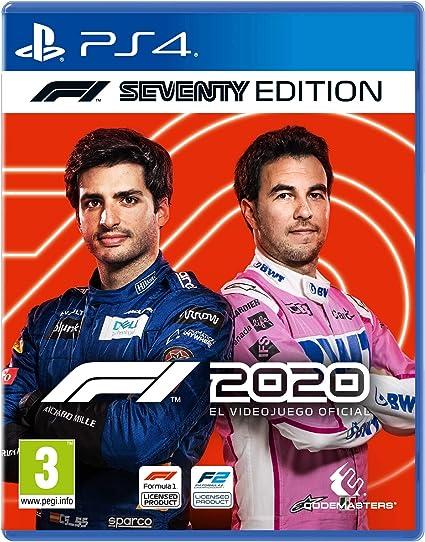 F1 2020 Seventy Edition PS4 ESP: Amazon.es: Videojuegos