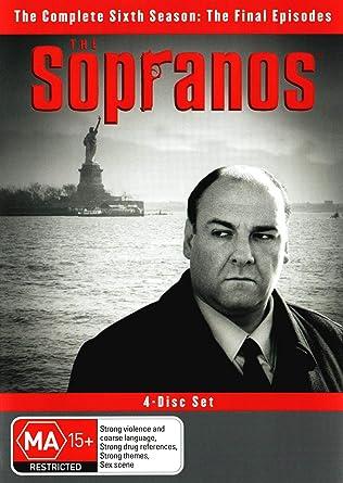 Amazon com: The Sopranos - Season 6 (The Final Episodes) DVD
