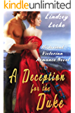 A Deception for the Duke (Historical Victorian Romance Novel)