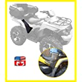 ATV Rear Passenger Footrests Rear Foot pegs (fits all models)***Made With WEAR-RESISTANT Ballistic Nylon Material***LIFE…