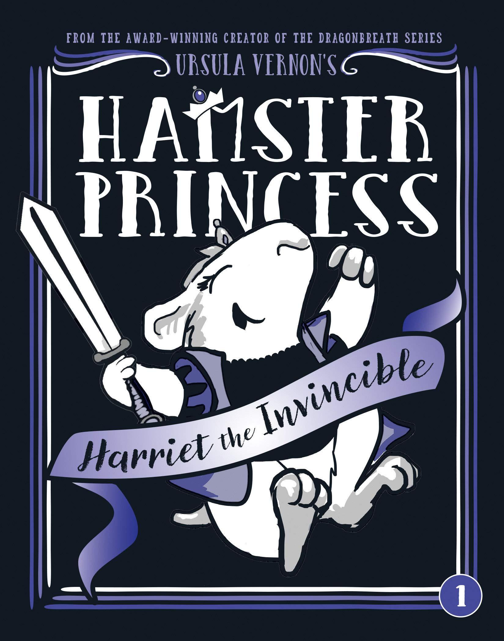 Hamster Princess: Harriet the Invincible: Amazon.es: Ursula ...