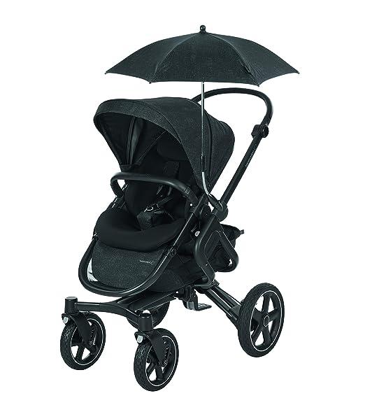 Bébé Confort SOMBRILLA Nomad Black - Sombrilla para cohecito, color negro: Amazon.es: Bebé