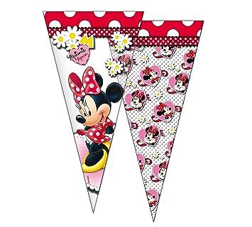ALMACENESADAN 2365; Pack 6 Bolsas de Cono Disney Minnie ...