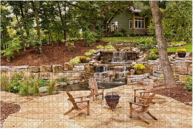 1000 Pieces Jigsaw Puzzle Korea Winter Landscape Adults Kids Home Hobby Deco Toy