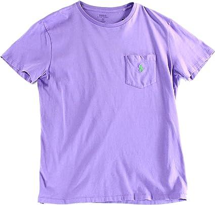 Polo Ralph Lauren – hombre Custom Fit jaspeado camiseta