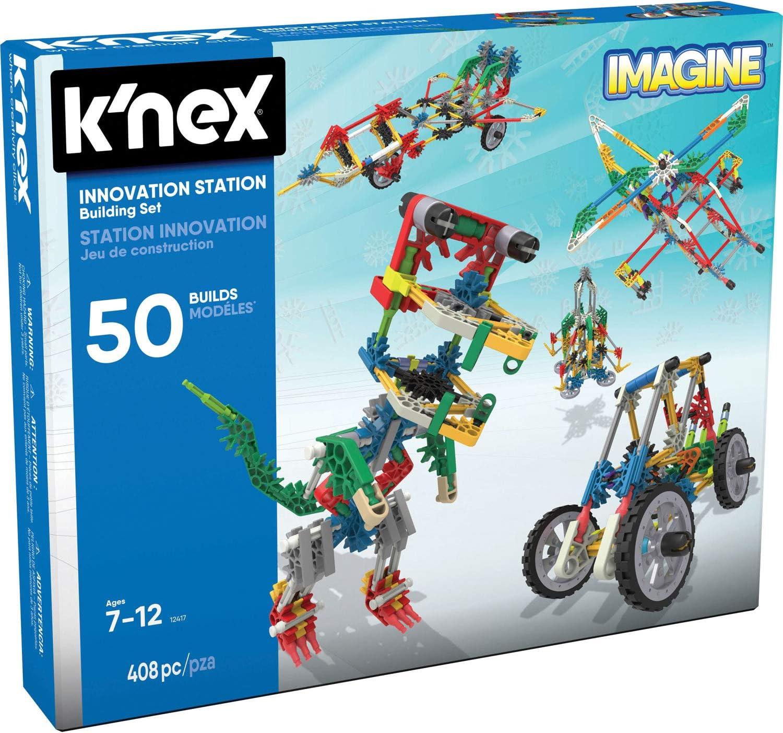 KNex Knex – Imagine – Juego Construcción – Coffret Innovation 50 ...